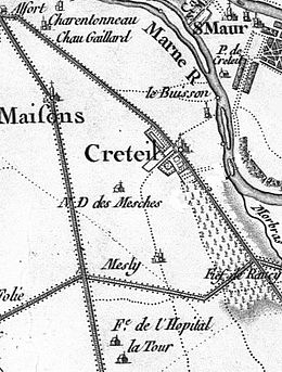 Description de l'image Creteilcartecassini.jpg.