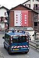 Critérium du Dauphiné 2014 - Etape 7 - Gendarmerie française en Valais.jpg