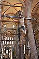 Crocifisso nella Basilica dei Santi Giovanni e Paolo Zanipolo Venezia.jpg