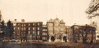 Sisters of Saint Francis of Rochester, Minnesota - St. Mary's Hospital in 1910