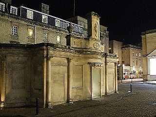 Cross Bath Grade I listed building in Bath and North East Somerset, United Kingdom