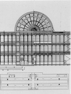 Arquitectura en hierro