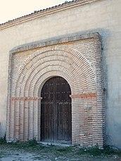 Cuéllar - Iglesia de San Martín 02.jpg