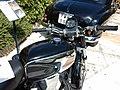 Cuerpo Nacional de Policía (España), motocicleta Sanglas 400 Eléctrica, Policía Armada, FPA 0010 (31075374158).jpg