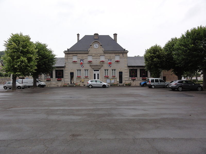 Cuffies (Aisne) mairie