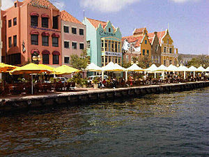 Netherlands Antilles - Willemstad