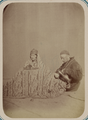 Customs of Central Asians. Entertaining with Dumplings WDL10839.png