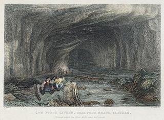 Cwm Porth Cavern, near Pont Neath Vaughan