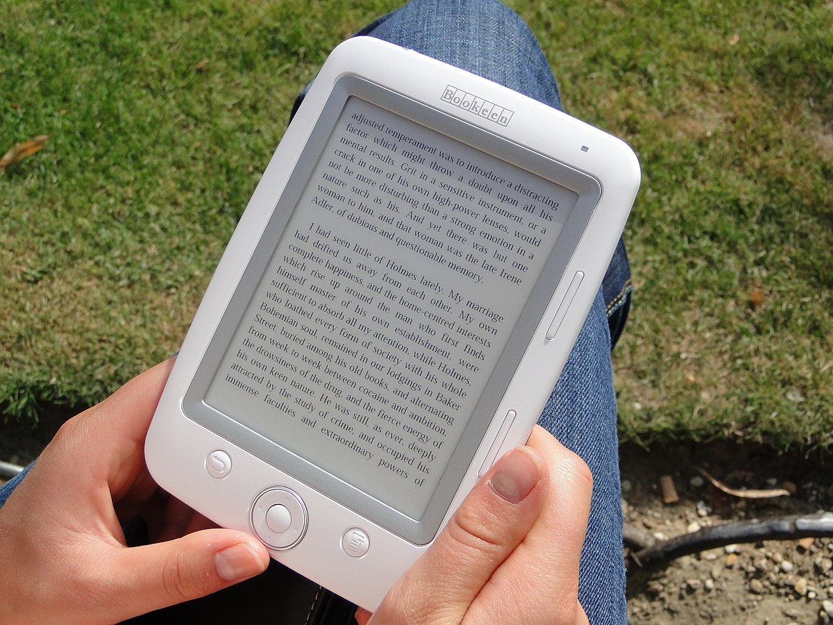E Book Reader Wikipedia