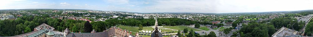Czestochowa Poland, June 2010 Panorama.jpg