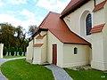 Czeszewo, Polska - widok kościoła św. Andrzeja - panoramio.jpg