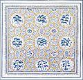 Décors de la mosquée Kok Goumbaz (Shahrisabz) (6021708630).jpg