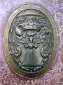 Dąbrowski Coat of Arms of abbot Kazimierz Dąbrowski.PNG