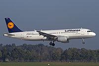 D-AIZA - A320 - Lufthansa