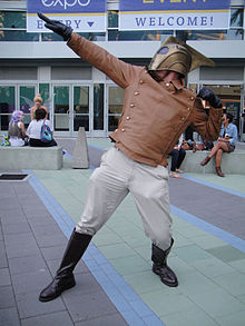 D23 Expo 2011 - the Rocketeer (6081409096).jpg