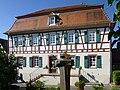 DA-Wixhausen paroĥa domo Pfarrhaus 3.jpg