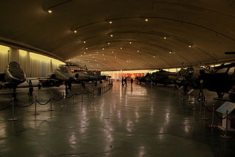 Chinese Aviation Museum - The underground bunker system