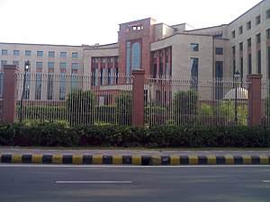 Defence Research and Development Organisation - DRDO Bhawan, New Delhi, The Headquarters of DRDO