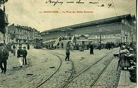 Image illustrative de l'article Tramway d'Angoulême