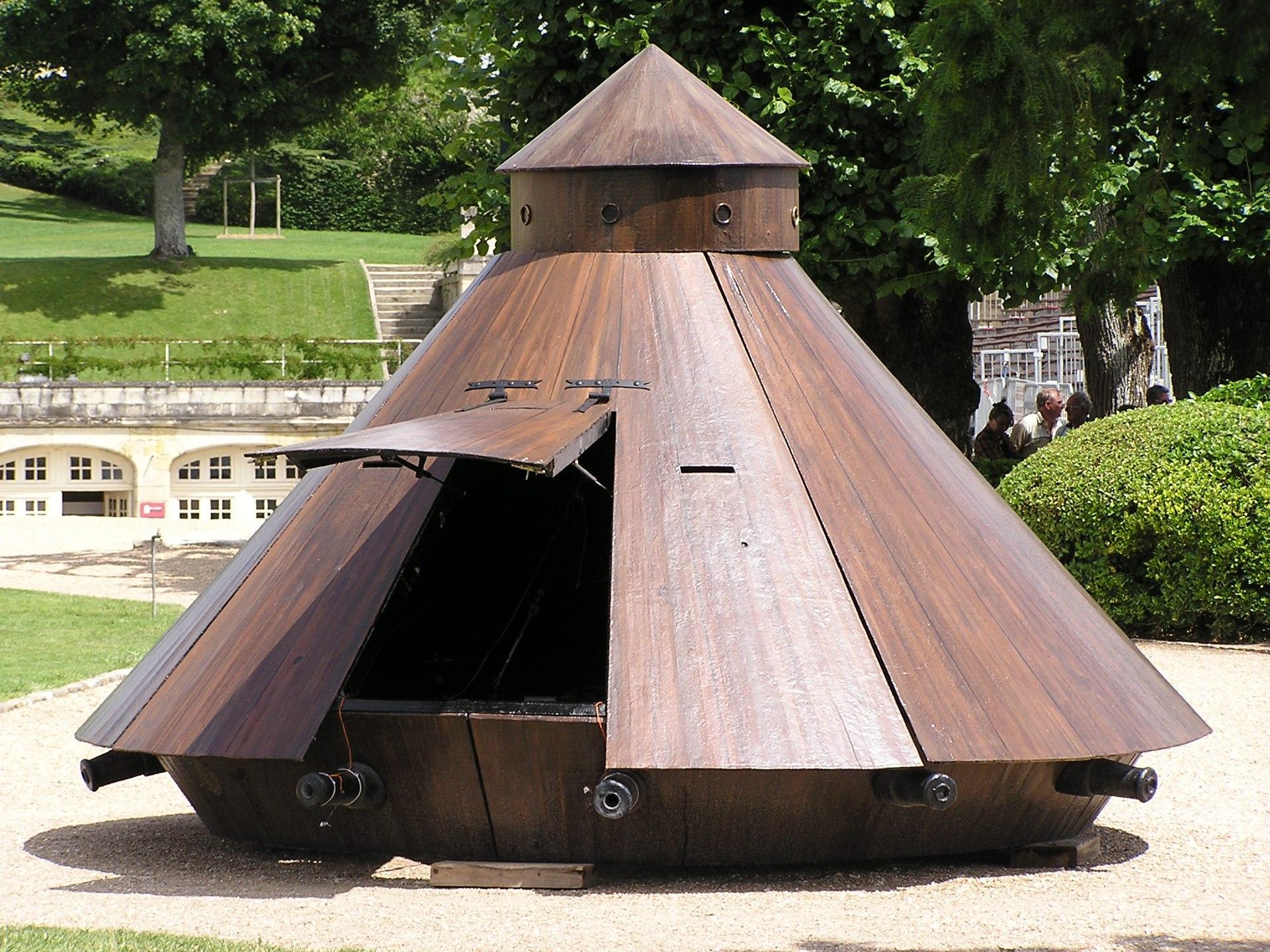 Histoire du char de combat wikip dia for Histoire des jardins wikipedia
