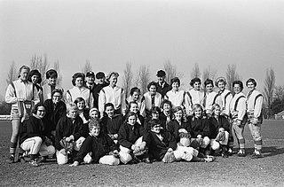 Netherlands womens national softball team