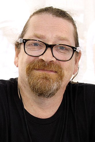 Dan Chaon - Chaon at the 2017 Texas Book Festival