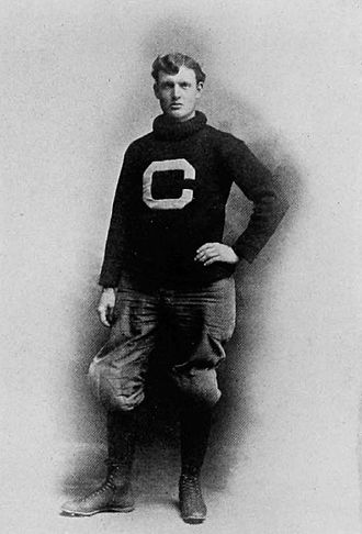 Daniel A. Reed - Reed pictured in The Cincinnatian 1900, Cincinnati yearbook