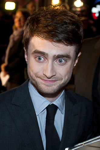 Daniel Radcliffe - Radcliffe at the London Film Festival screening of Kill Your Darlings, October 2013