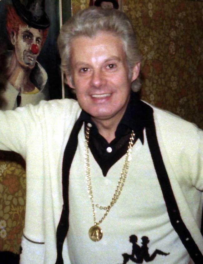 Danny La Rue 1975