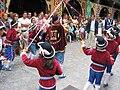 Dansa dels Teixidors Sexenni Morella 2006.JPG