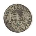 Dansk skilling, 1721 - Skoklosters slott - 109436.tif