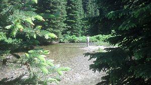 Darby, Montana - Image: Darby Fishing