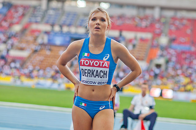 Dariya Derkach (2013 World Championships in Athletics) - 6.jpg