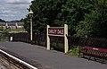 Darley Dale railway station MMB 03.jpg