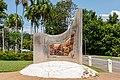 Darwin (AU), Overland Telegraph Memorial -- 2019 -- 4349.jpg