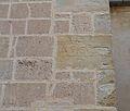 Data al mur del convent franciscà de Benissa.JPG