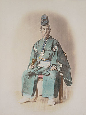 Kusumoto Ine - The feudal lord Date Munenari was a patron of Ine's and of Western learning.