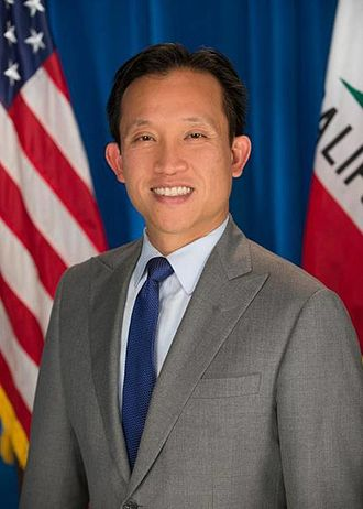 David Chiu (politician) - Image: David Chiu CA Assembly photo