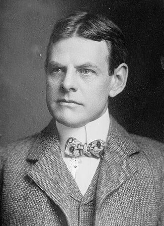 David Graham Phillips - Phillips in 1908