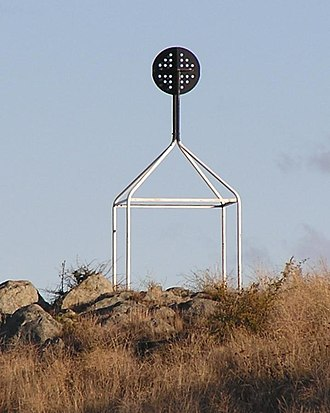 Red Hill, Australian Capital Territory - Davidson Trig Point on Red Hill