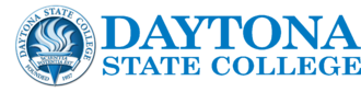 Daytona State College - Image: Daytona State College logo