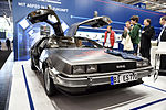 DeLorean DMC-12 - Back to the Future – CeBIT 2016 04.jpg