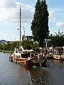 De HALVE MAEN op de Vliet bij de Vlietdagen 2012 in Leidschendam (02).jpg