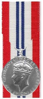 Image illustrative de l'article King's Medal for Courage in the Cause of Freedom