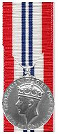 King's Medal for Courage in the Cause of Freedom