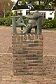 De Waal, sculptuur 'Het Spel' van Marijn Koenen Gorter op de hoek van het Hogereind en de Sommeltjesweg IMG 6141 2020-06-07 15.46.jpg