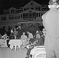 De granmans van de boslandcreolen op audiëntie bij de koningin in het gouverneme, Bestanddeelnr 252-4500.jpg