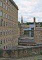Dean Clough Mills, Halifax (1st August 2010) 002.jpg