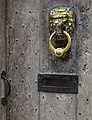 Decorative Door-Knocker - geograph.org.uk - 1604578.jpg