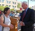 Dedication of the George & Cynthia Miller Wellness Center, Martinez, CA (14443207918).jpg